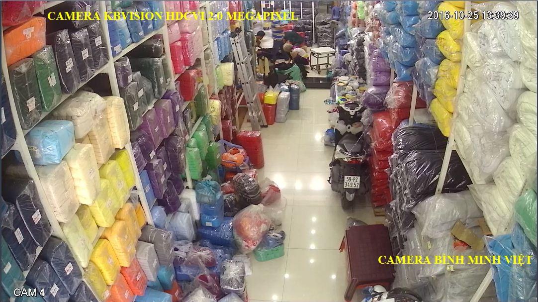 hình ảnh camera kbvision 2M